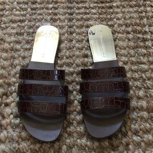 Zara Flat Sandals